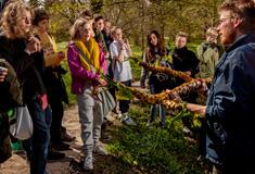 billede af Undervisning i Botanisk Have