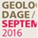 Læs mere om: Geologiens Dage i hele Danmark 2016