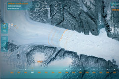 Screenshot fra ICE FRONTIERS