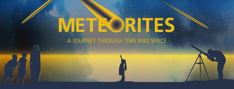 Meteorites exhibition