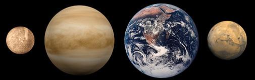 Hvor Mange Planeter Er Det I Vårt Solsystem